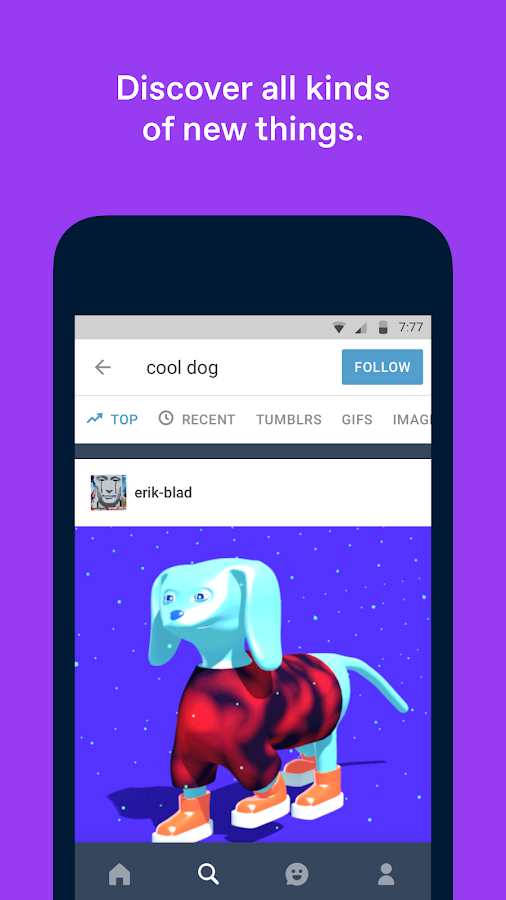 Tumblr- screenshot