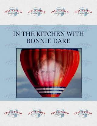 IN THE KITCHEN WITH BONNIE DARE