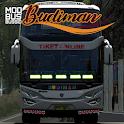 Mod Bussid Bus Budiman icon