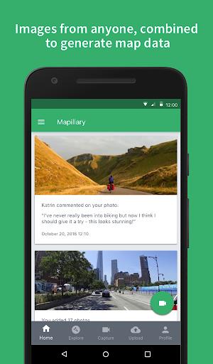 Mapillary screenshot 1