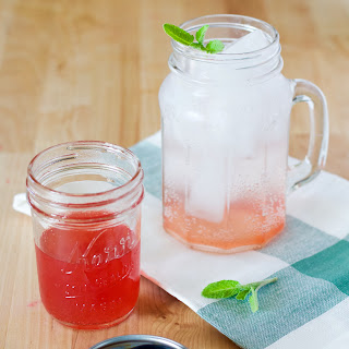 Strawberry Peppercorn Shrub