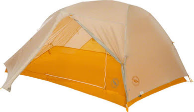 Big Agnes TigerWall UL2 Shelter: Gray/Gold, 2-person alternate image 2