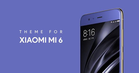 App THeme for Xiaomi Mi6 APK for Windows Phone   Download