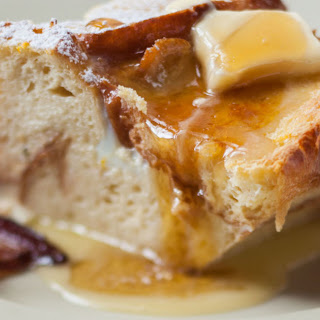 French Toast Bread Pudding.