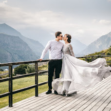 Wedding photographer David Abzhanadadze (Davidovski). Photo of 12.02.2018
