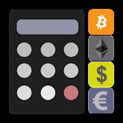 Crypto Currency & Bitcoin Calculator