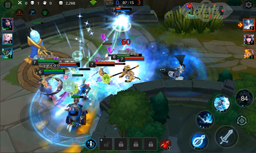 League of Masters: Legend PvP MOBA Apk Download For Android and Iphone 7