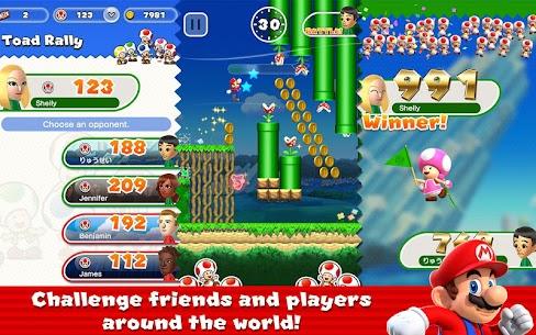 Super Mario Run (MOD,Unlocked All Worlds)  v3.0.20 4
