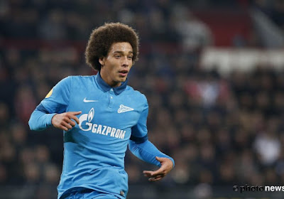 Witsel et le Zenit disposent facilement de Rostov !