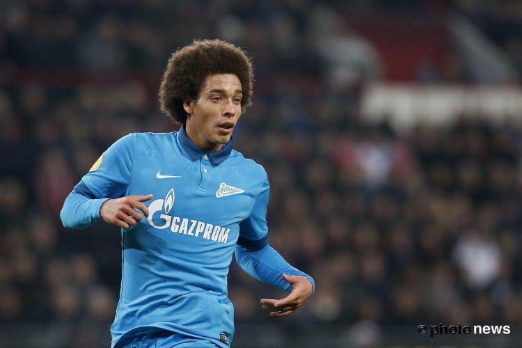Witsel et le Zenit disposent facilement de Rostov !