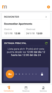 Download GuestAssistant Roomonitor For PC Windows and Mac apk screenshot 1
