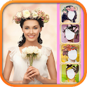 Flower Crown Hairstyles Makeup icon