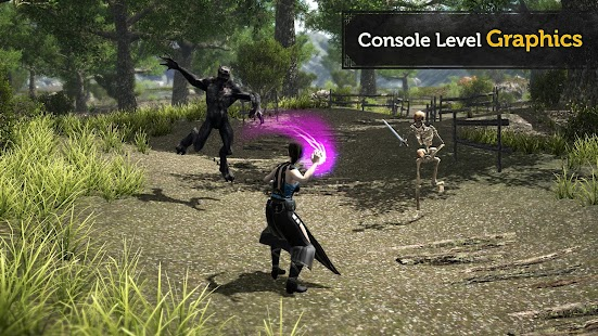 Evil Lands: Online Action RPG Screenshot