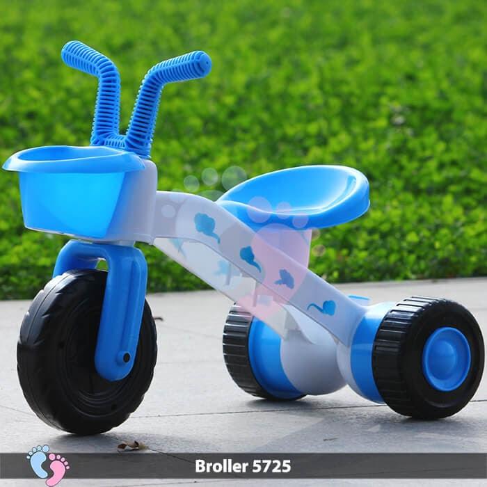 Xe đạp 3 bánh trẻ em Broller XD3-5725 3