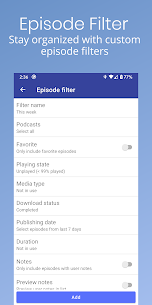 Podcast Republic Premium Apk [Premium Features Unlocked] 7