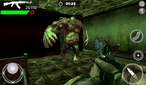 Evil Granny & Kids Horror Game apktram screenshots 9