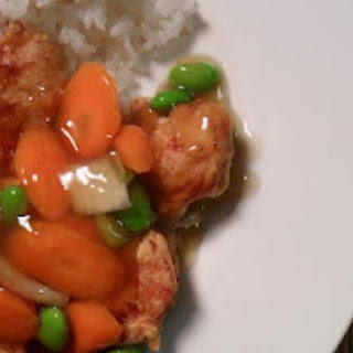 Chicken Tangsuyuk (Korean Sweet n Sour Chicken)