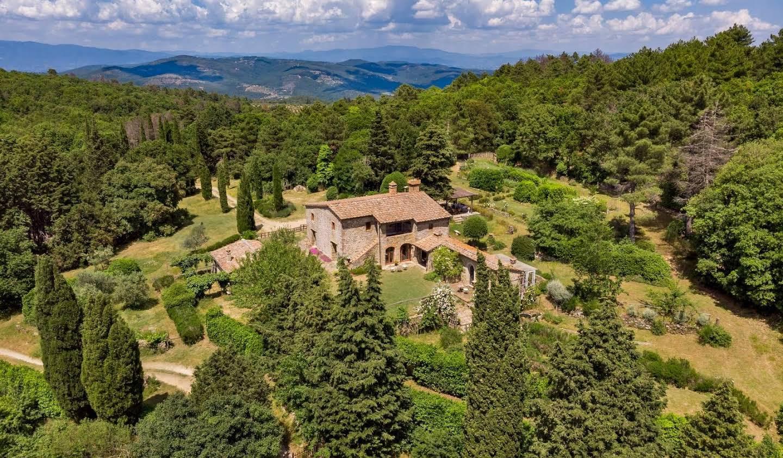 Villa avec jardin et terrasse Monte San Savino