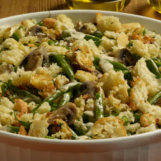 Green Bean Casserole With Cream Cheese Recipes