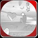 Hearts 3D Live Wallpaper Free icon