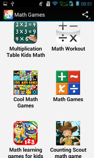 Top Math Games