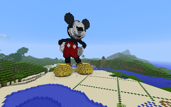 Photo: Mickey, built by Miguel Cordas.