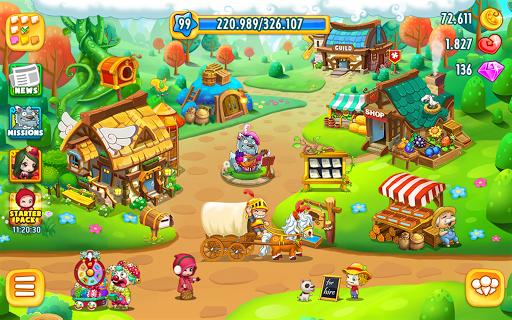 玩免費休閒APP|下載Sky Garden:楽園農場 app不用錢|硬是要APP
