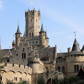 Marienburg by Carola Mellentin - Buildings & Architecture Public & Historical (  )