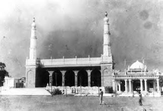 Photo: Wallajah Mosque