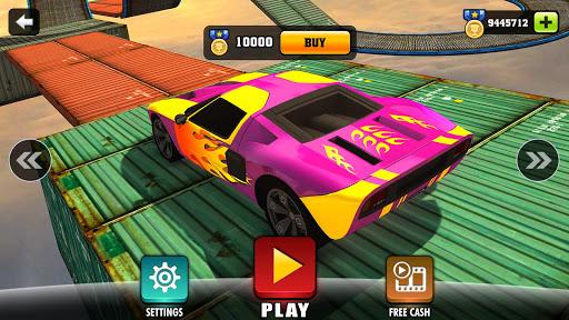 Impossible Stunt Car Tracks 3D 1.3 7