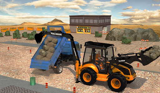 Excavator Simulator - Construction Road Builder 1.0.1 screenshots 18