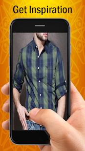 Men Casual Shirt Photo - náhled