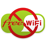 FreeNoWifi Light Icon