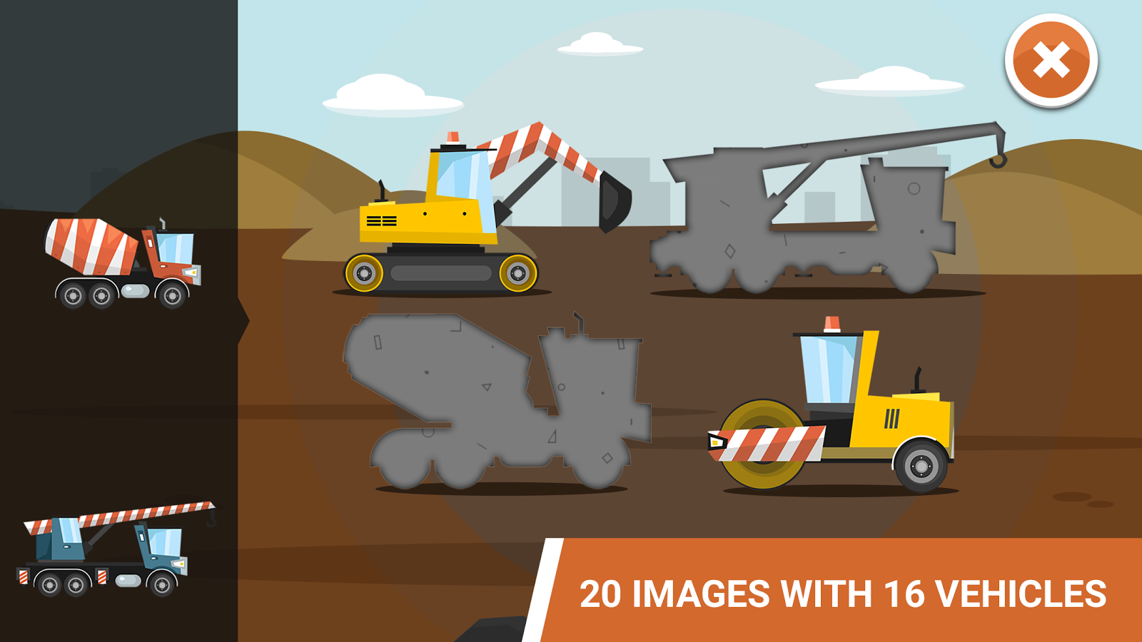 Puzzly – cars and vehicles- screenshot