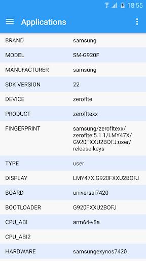 Device Info