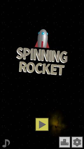 Spinning Rocket