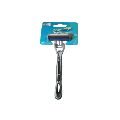 máquina afeitar goodmax 4 hoj x 1 und