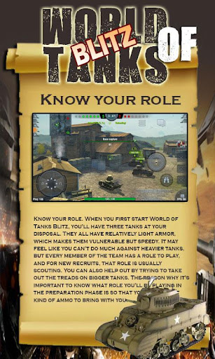 World of Tanks Blitz Guide
