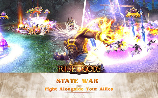 Rise of Gods - A saga of power and glory 1.0.3 screenshots 14
