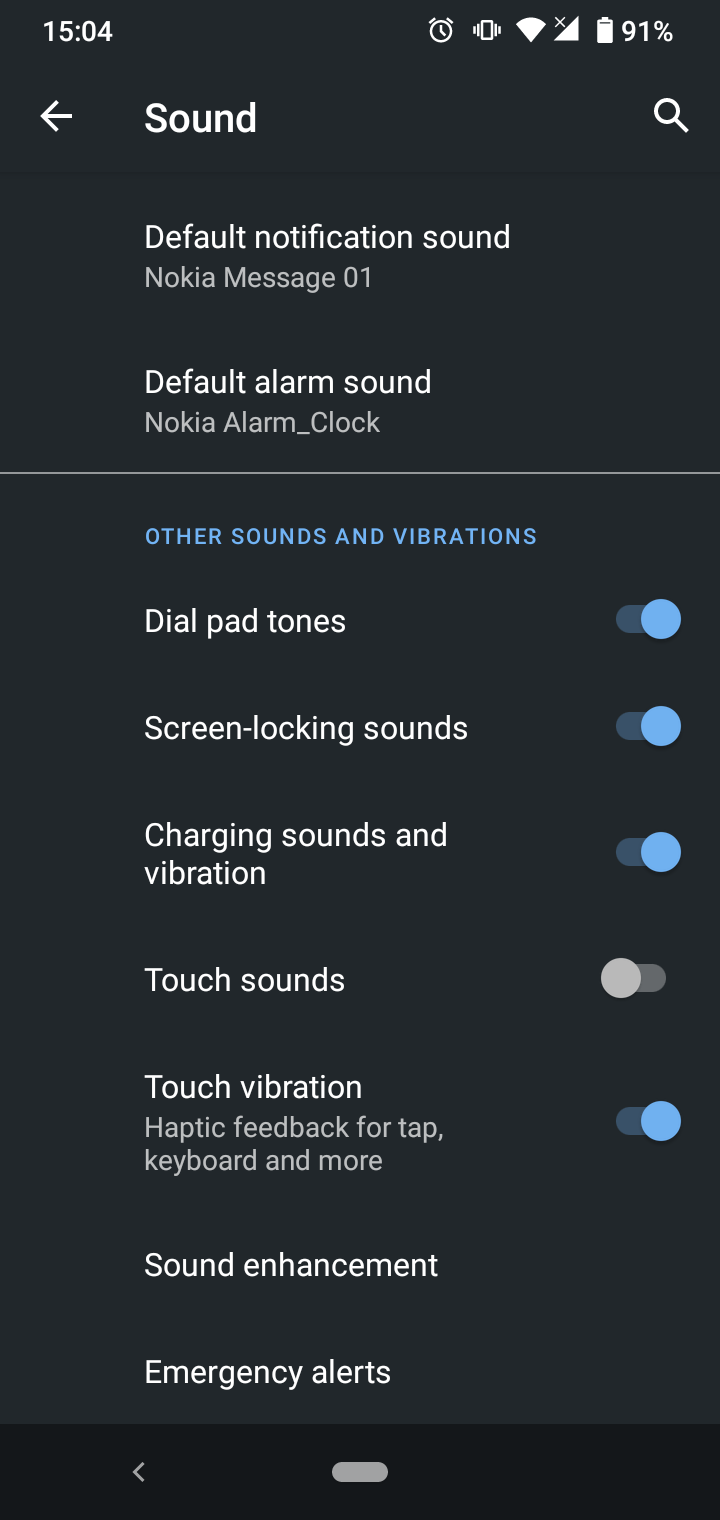 Nokia 2.2 Android 10 notifications problem vibration fix