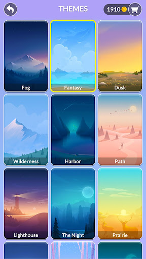 Word Serenity - Calm & Relaxing Brain Puzzle Games apkmr screenshots 3