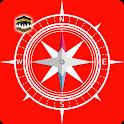 Qibla direction finder– Qibla Compass for Namaz icon