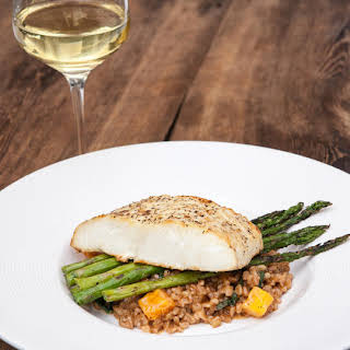 Try California Pizza Kitchen Halibut Dish at Home.