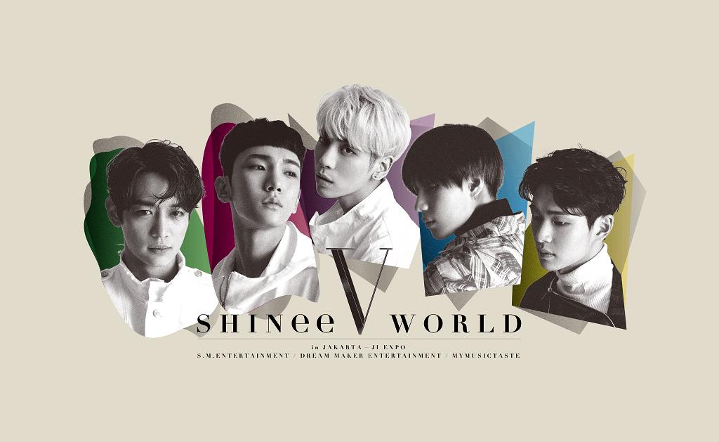 Shinee World V Tour Dates
