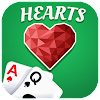 Hearts Card game APK Icon