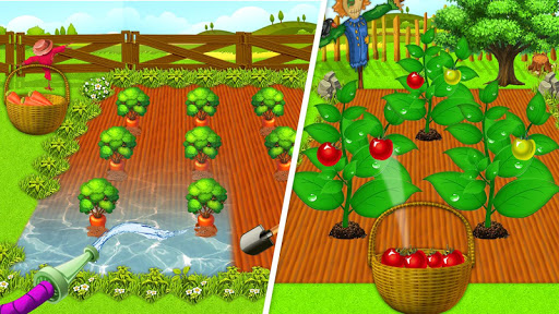 Little Farmer - Farming Simulator - Kids Games screenshots 2