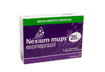 //Nexium Mups 20Mg   Comprimidos Caja x14Com. AstraZeneca Esomeprazol