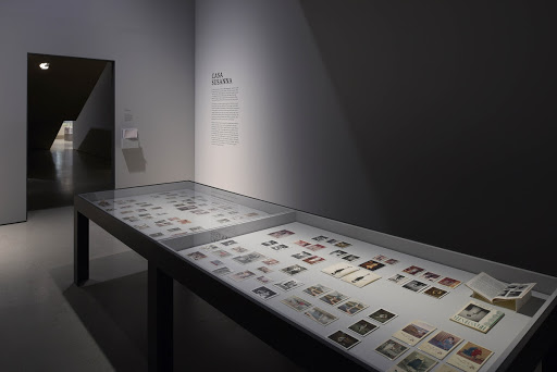 Installation photo of the Casa Susanna collection in 'Another Kind of Life: Photography on the Margins'