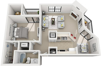 Go to Bradbury Floorplan page.