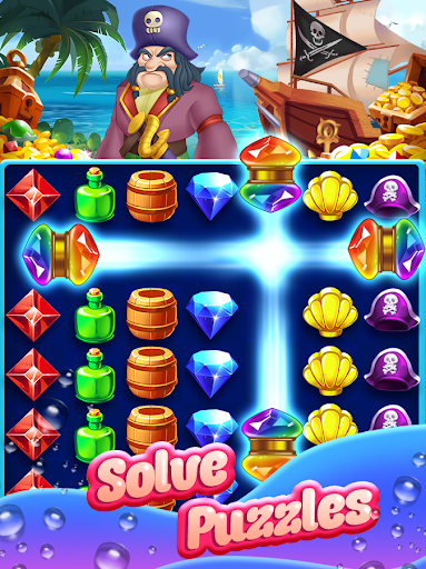 Pirate Treasures Hunter 1.0 screenshots 1